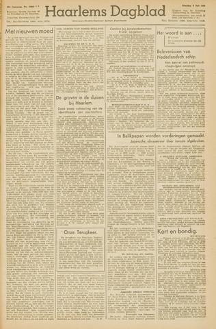 Haarlem's Dagblad 1945-07-03