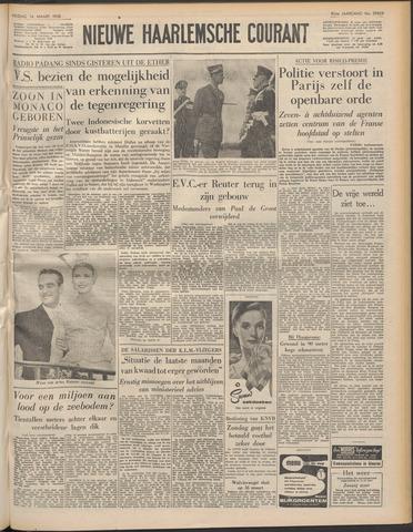 Nieuwe Haarlemsche Courant 1958-03-14