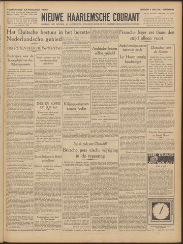 Nieuwe Haarlemsche Courant 1940-06-06