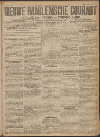 Nieuwe Haarlemsche Courant 1916-11-24