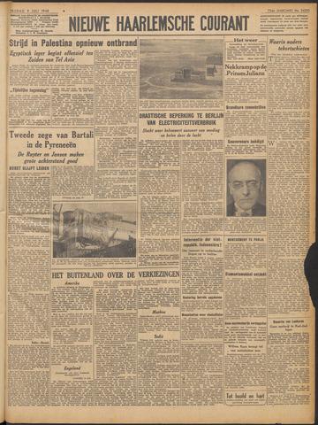 Nieuwe Haarlemsche Courant 1948-07-09