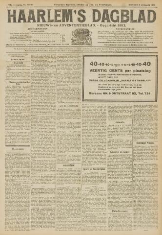 Haarlem's Dagblad 1917