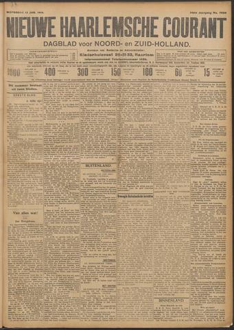 Nieuwe Haarlemsche Courant 1910-01-12