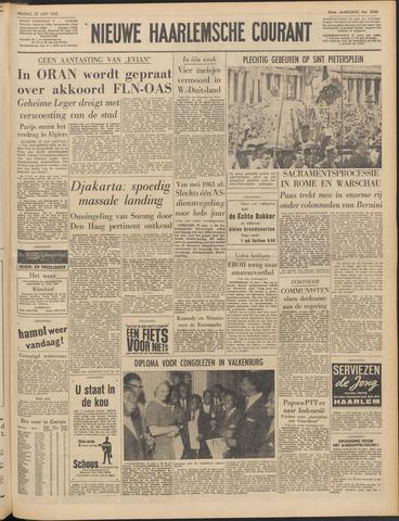 Nieuwe Haarlemsche Courant 1962-06-22