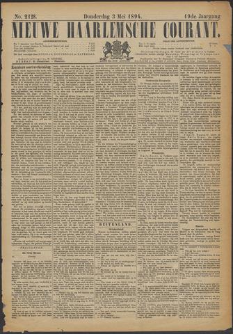 Nieuwe Haarlemsche Courant 1894-05-03