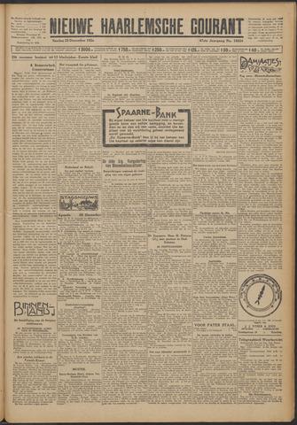 Nieuwe Haarlemsche Courant 1924-12-23