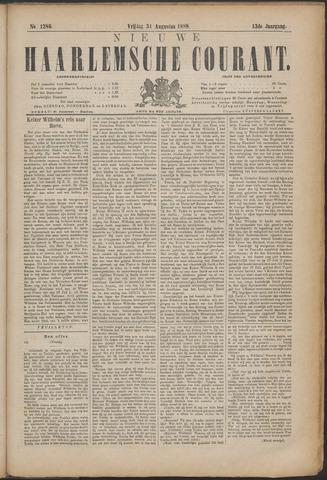 Nieuwe Haarlemsche Courant 1888-08-31
