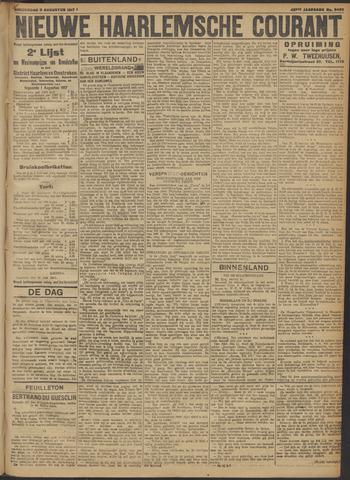 Nieuwe Haarlemsche Courant 1917-08-02