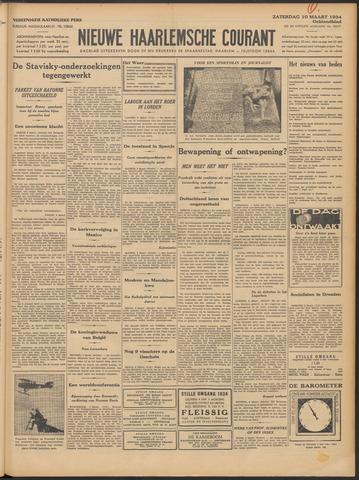 Nieuwe Haarlemsche Courant 1934-03-10