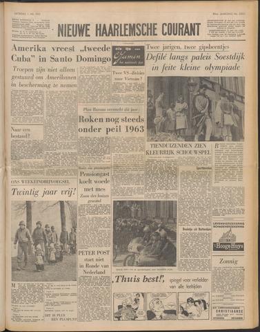 Nieuwe Haarlemsche Courant 1965-05-01