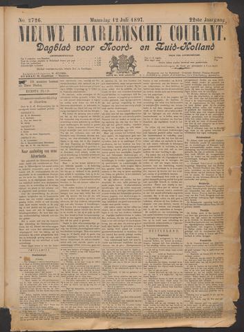 Nieuwe Haarlemsche Courant 1897-07-12