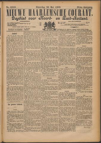 Nieuwe Haarlemsche Courant 1906-05-26