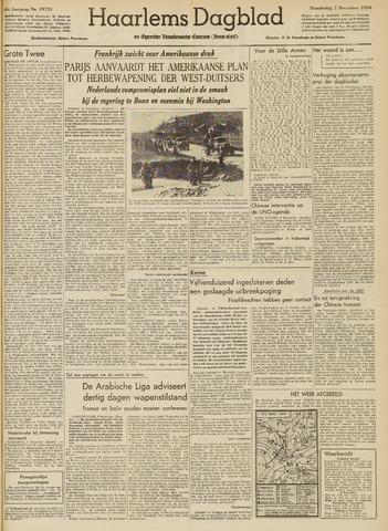 Haarlem's Dagblad 1950-12-07