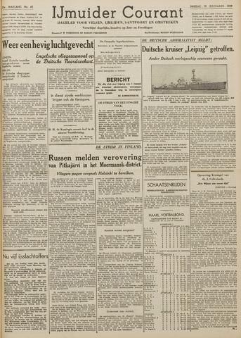 IJmuider Courant 1939-12-19