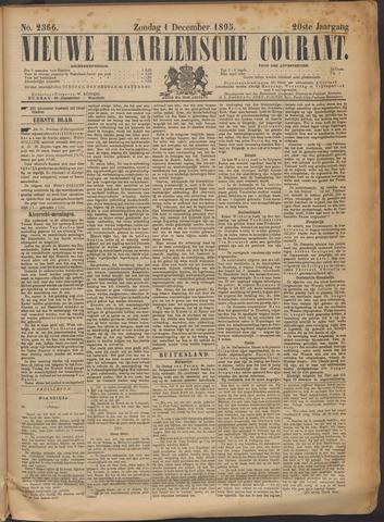 Nieuwe Haarlemsche Courant 1895-12-01
