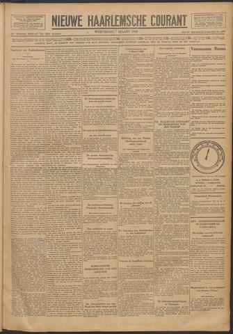 Nieuwe Haarlemsche Courant 1928-03-07