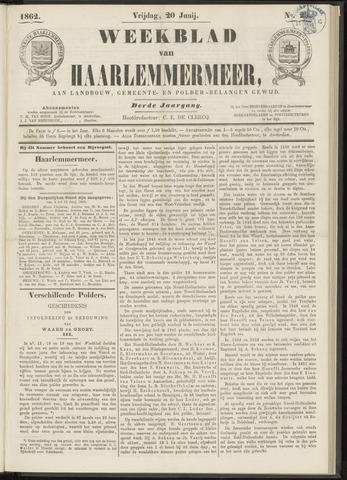 Weekblad van Haarlemmermeer 1862-06-20