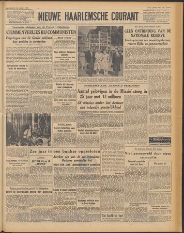 Nieuwe Haarlemsche Courant 1951-06-18