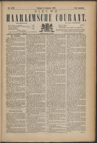 Nieuwe Haarlemsche Courant 1890-08-31