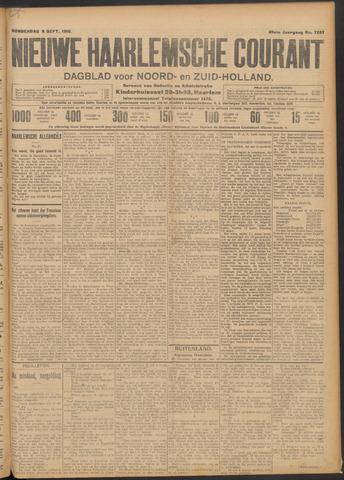 Nieuwe Haarlemsche Courant 1910-09-08