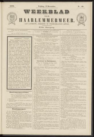 Weekblad van Haarlemmermeer 1870-12-09