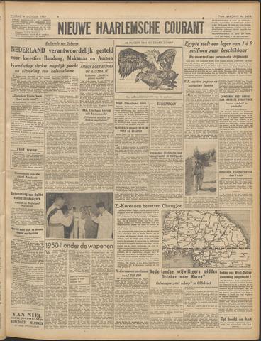 Nieuwe Haarlemsche Courant 1950-10-06