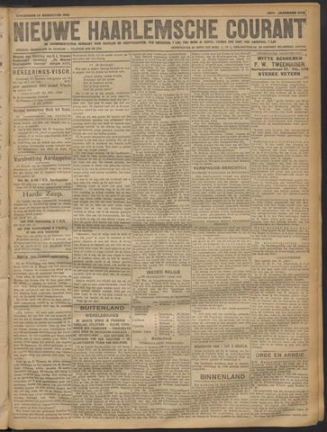 Nieuwe Haarlemsche Courant 1918-08-14