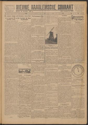 Nieuwe Haarlemsche Courant 1925-12-29