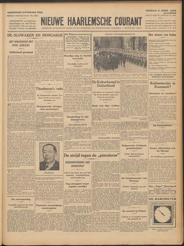 Nieuwe Haarlemsche Courant 1934-04-06