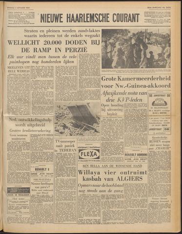 Nieuwe Haarlemsche Courant 1962-09-04