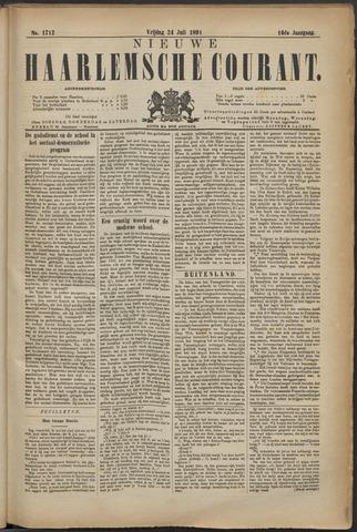 Nieuwe Haarlemsche Courant 1891-07-24