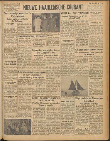 Nieuwe Haarlemsche Courant 1947-01-06
