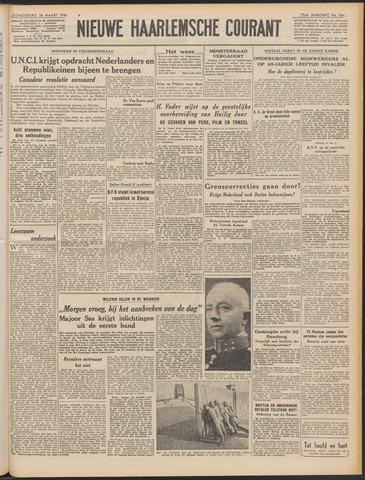 Nieuwe Haarlemsche Courant 1949-03-24