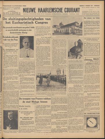 Nieuwe Haarlemsche Courant 1937-02-08