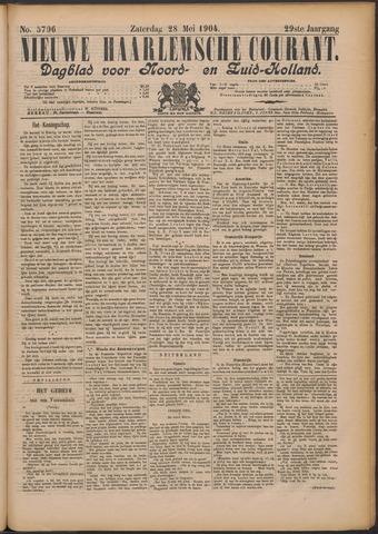 Nieuwe Haarlemsche Courant 1904-05-28