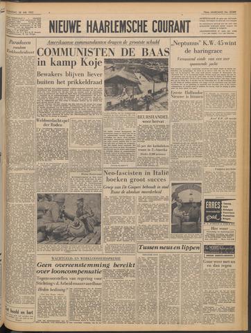 Nieuwe Haarlemsche Courant 1952-05-28