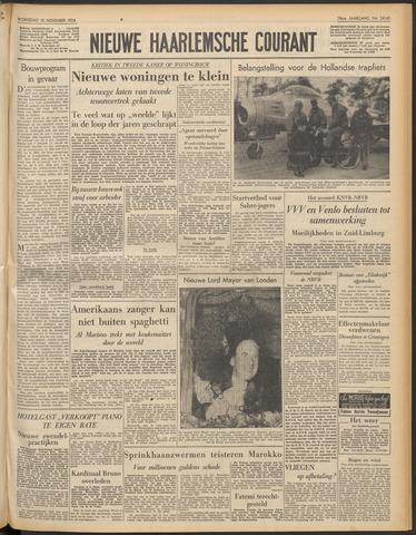 Nieuwe Haarlemsche Courant 1954-11-10