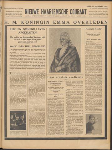 Nieuwe Haarlemsche Courant 1934-03-20