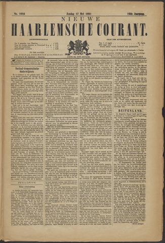Nieuwe Haarlemsche Courant 1891-05-17
