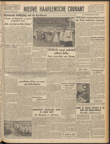 Nieuwe Haarlemsche Courant 1948-08-16