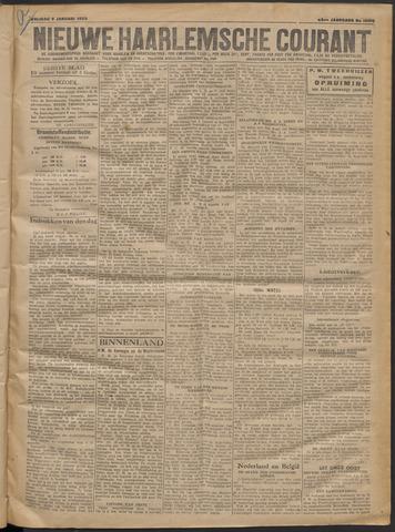 Nieuwe Haarlemsche Courant 1920-01-09