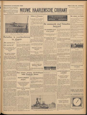 Nieuwe Haarlemsche Courant 1938-04-10