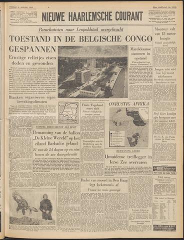 Nieuwe Haarlemsche Courant 1959-01-06