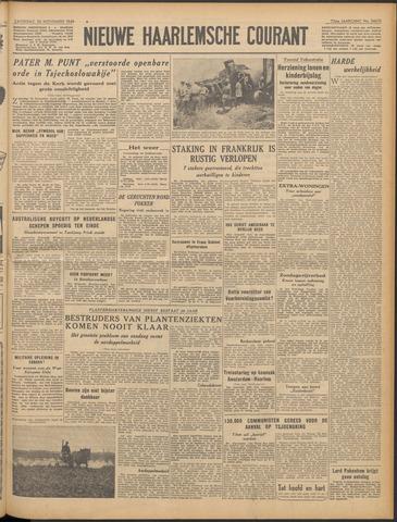 Nieuwe Haarlemsche Courant 1949-11-26