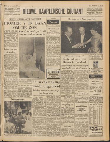 Nieuwe Haarlemsche Courant 1960-03-12