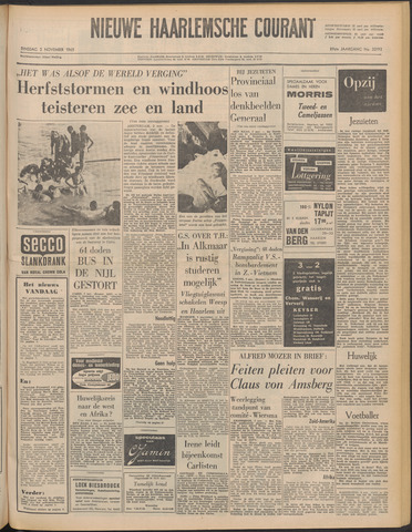 Nieuwe Haarlemsche Courant 1965-11-02