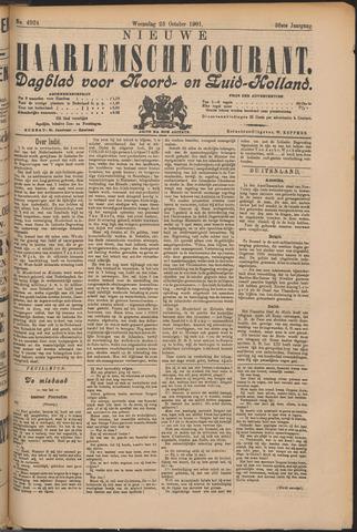 Nieuwe Haarlemsche Courant 1901-10-23