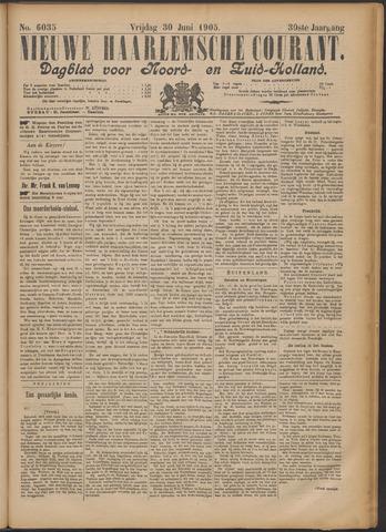 Nieuwe Haarlemsche Courant 1905-06-30