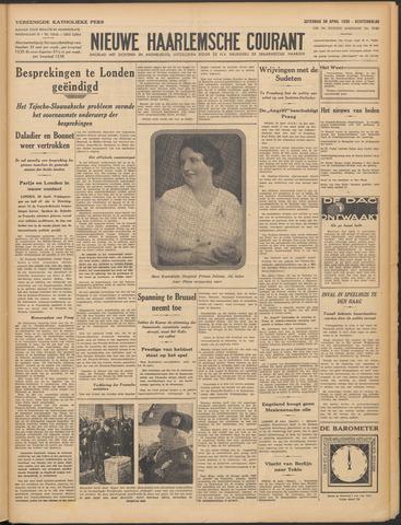 Nieuwe Haarlemsche Courant 1938-04-30