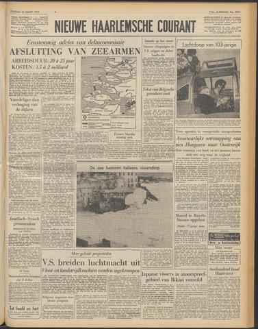 Nieuwe Haarlemsche Courant 1954-03-16